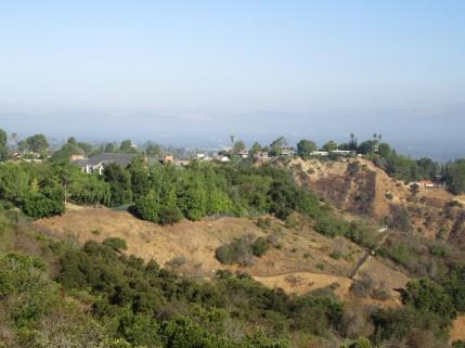 View from Deervale ridge (Alan)