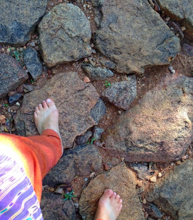 Bare Feet 2