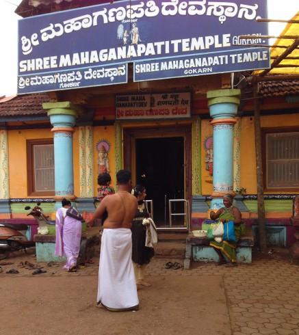 Mahaganapati temple, Gokarna