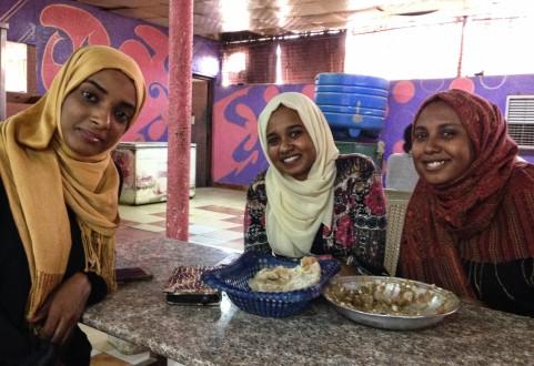 Medical residents, Omdurman, Sudan