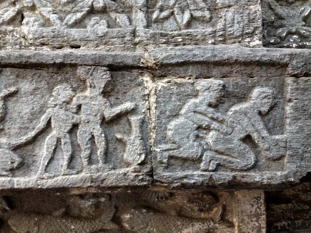 Erotica 1 at Nanda Devi Temple, Almora, Uttarakhand