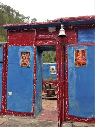 Inner entry gate