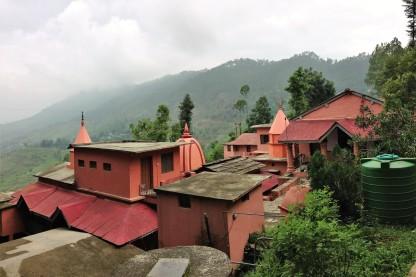 Anandamayi Ashram, Patal Devi, Almora, Uttarakhand