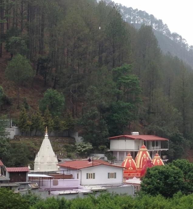 Neem Karoli Baba ashram, Kainchi, Uttarakhand