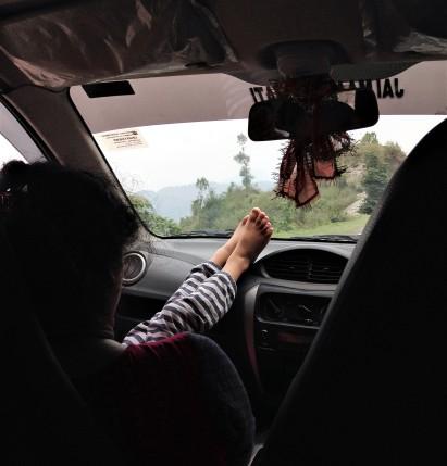 Shared taxi from Kathgodam to Almora, Uttarakhand