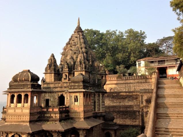 Ahilyabai's fort
