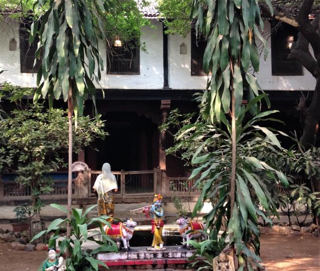 Ahilyabai's palace Maheshwar
