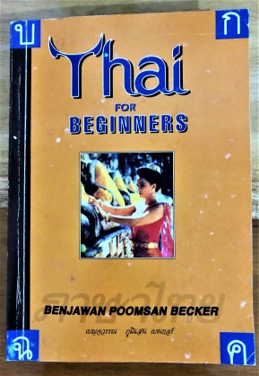 Thai for Beginners by Benjawan Poomsan Becker from paiboonpublishing.com